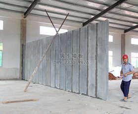 浏阳食品厂厂房轻质隔墙板工程二