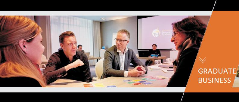 工商管理EMBA项目,企业家学者DBA项目,荷兰商业大学
