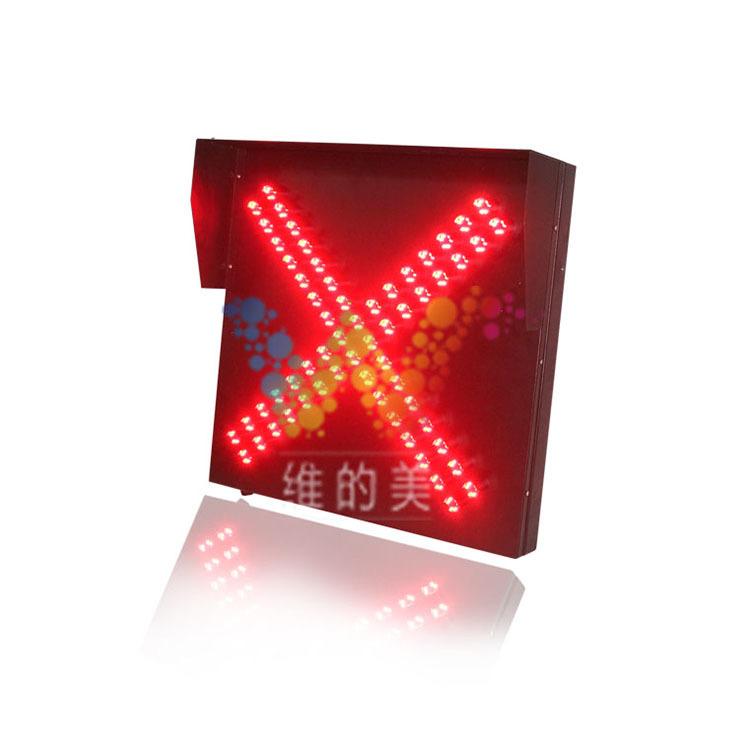 600*600单面红叉