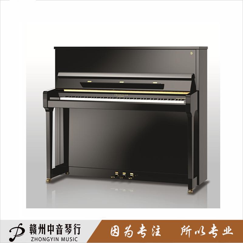 赣州德国舒密尔F121T钢琴(黑)