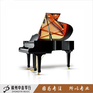赣州珠江P8三角钢琴