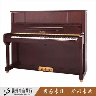赣州海伦HL123-A立式钢琴(经典系列)