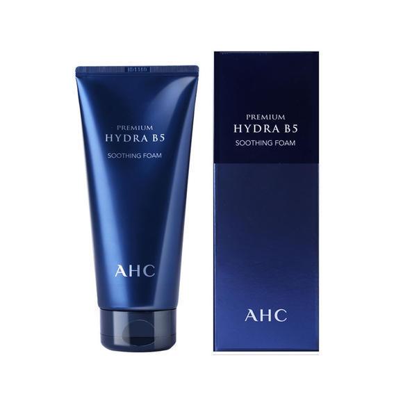 【海外直邮】韩国 AHC玻尿酸洗面奶 180ml(2018新款 )