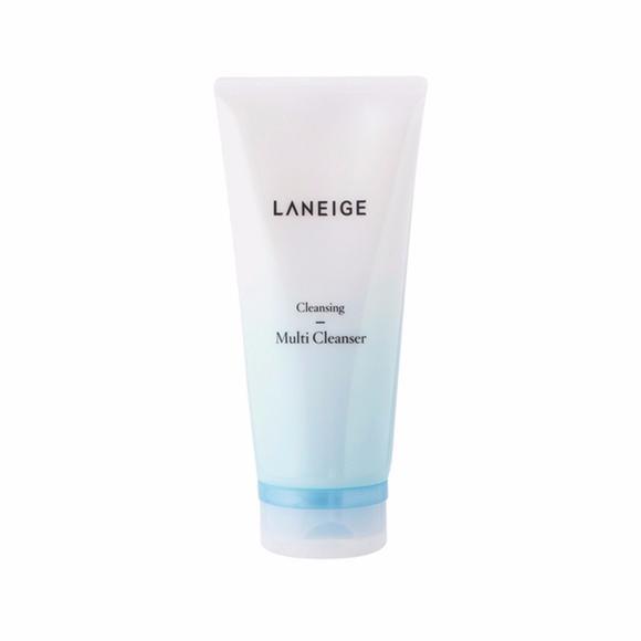 【香港直邮】韩国 LANEIGE/兰芝 多效四合一洗面奶 洁面乳膏 180ML
