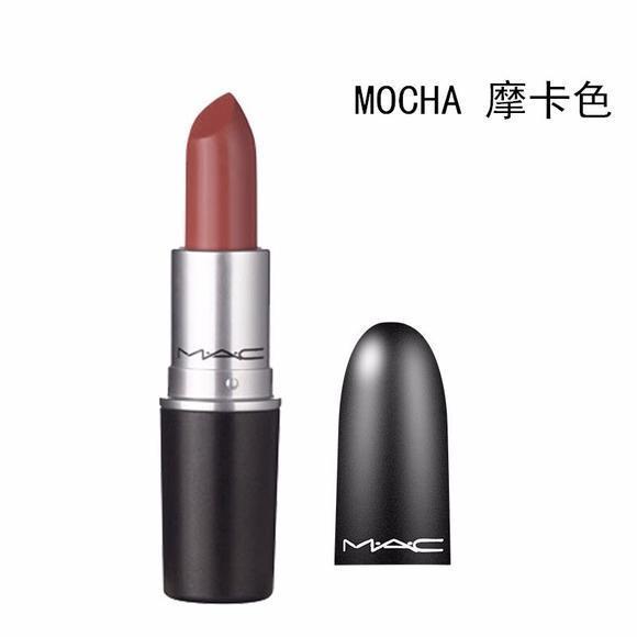 【香港直邮】加拿大 MAC/魅可 子弹头口红唇膏 MOCHA