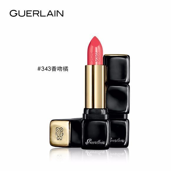 【香港直邮】法国 GUERLAIN/娇兰 亲亲唇膏 #343