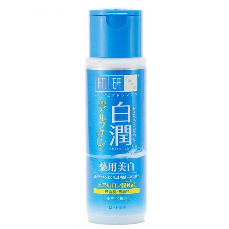 日本 ROHTO 乐敦白润美白化妆水爽肤水170ML
