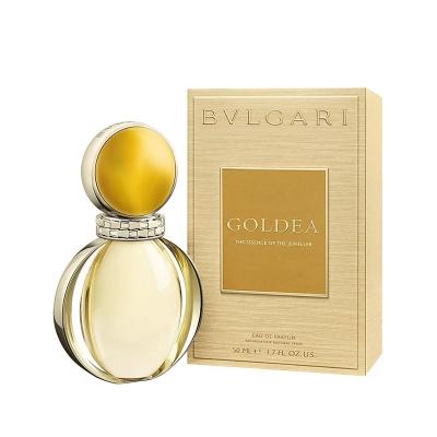 【香港直邮】意大利BVLGARI宝格丽黄金女神香水 EDP50ML