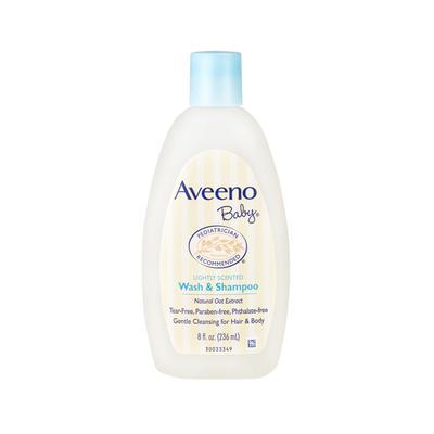 【澳洲直邮】澳大利亚Aveeno艾维诺 婴幼儿天然燕麦洗发沐浴二合一