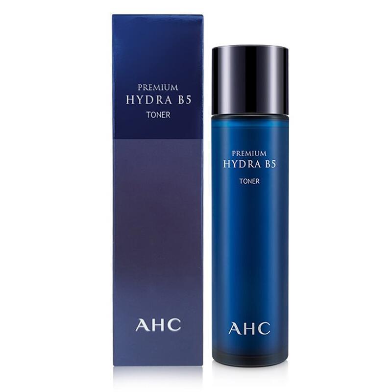 【香港直邮】AHC B5玻尿酸舒缓高保湿爽肤水120ml/瓶