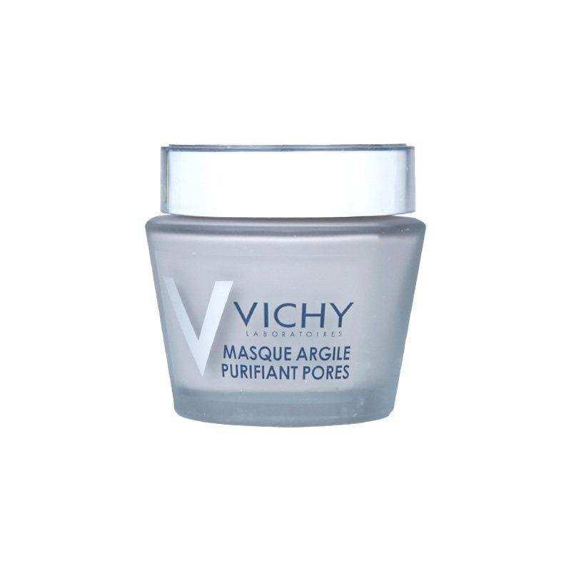Vichy薇姿毛孔净化矿物泥面膜,法国进口支持一件代发
