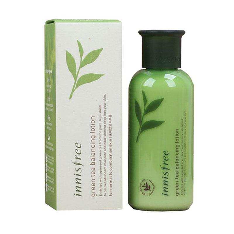 韩国悦诗风吟绿茶精萃乳液,进口护肤品一件代发