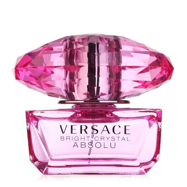 范思哲臻挚粉钻女士浓香水,意大利代购货源