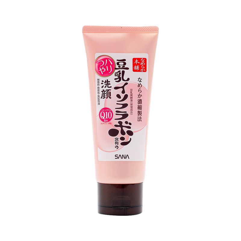 日本SANA 莎娜代理  莎娜豆乳美肌Q10深层洗面奶货源