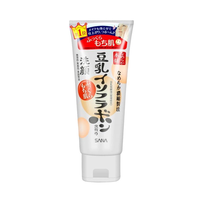 日本莎娜货源  莎娜 SANA 豆乳美肌泡沫洁面乳  150毫升货源