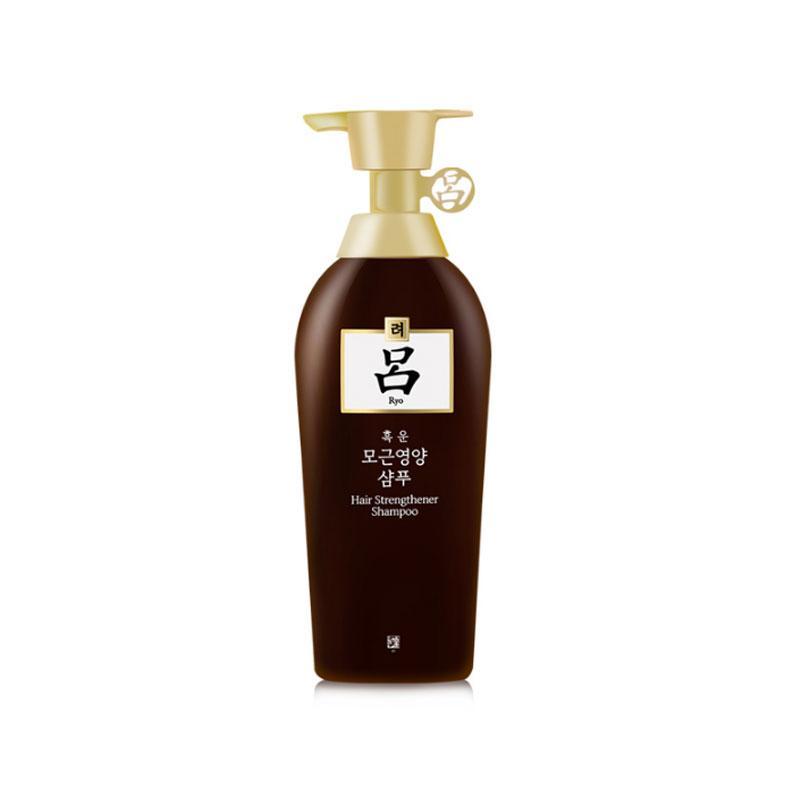 韩国RYO代理 RYO棕吕洗发水400ML货源
