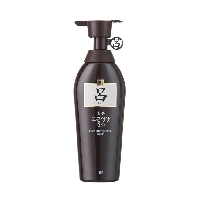 韓國呂ryo代理 呂ryo棕呂護發素 400g貨源