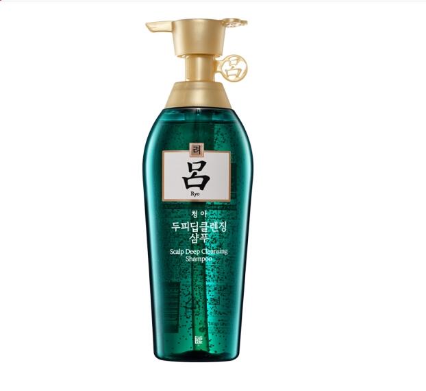 韩国吕Ryo代理 吕Ryo舒盈清润净澈控油洗发水货源