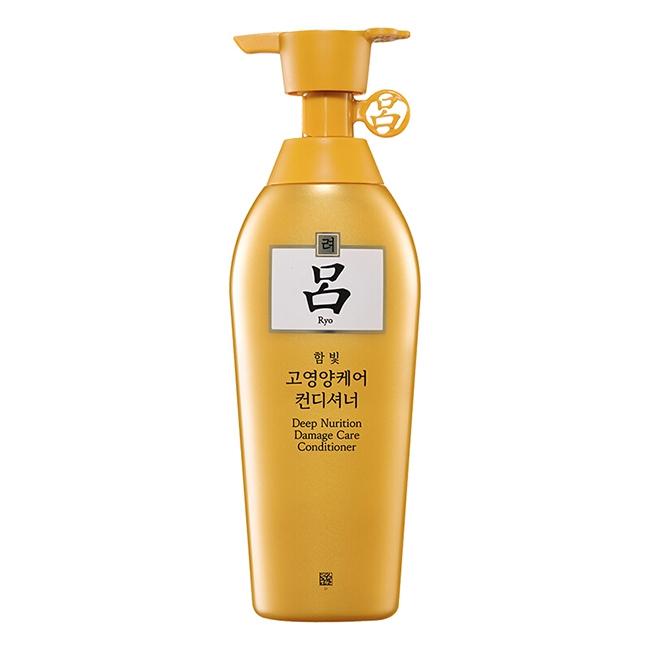 韩国吕Ryo代理 吕Ryo含光耀护金萃养护护发乳货源