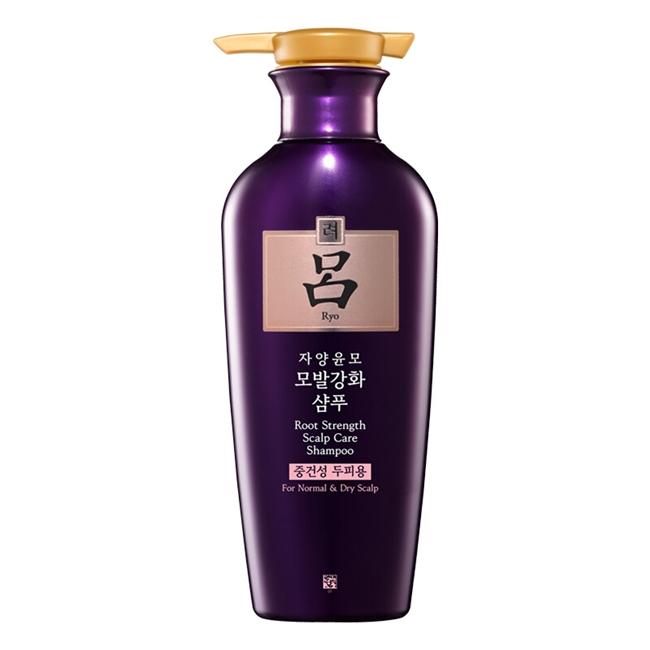 韩国吕ryo代理 吕ryo滋养韧发密集强韧洗发水货源