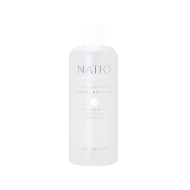 保税货源 代购澳洲Natio温和玫瑰精华洋甘菊爽肤水250ml