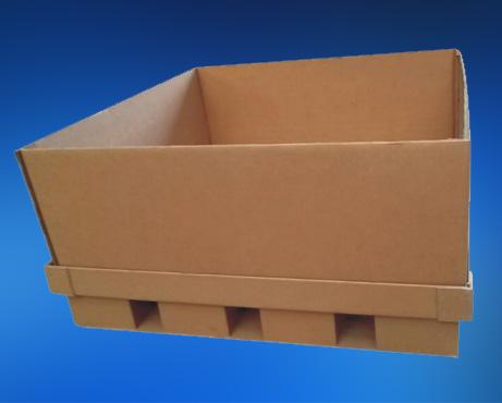 帶拖重型紙箱
