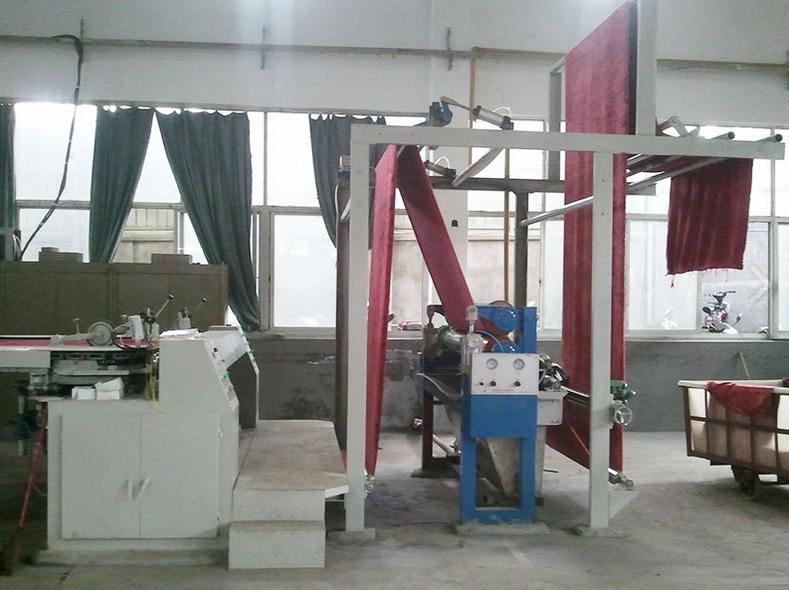 丝绒定型机的分类标准和可用的丝绒实例