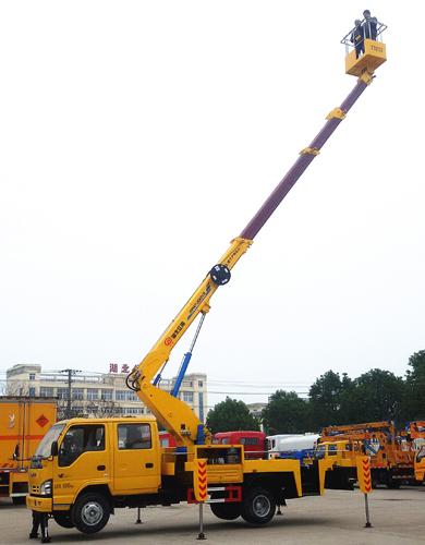 6-24米高空车
