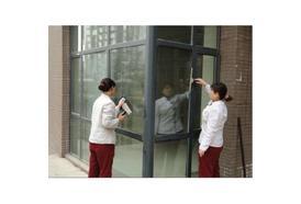 石家庄擦洗玻璃
