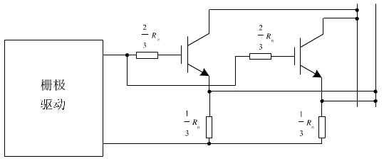 图7 并联驱动电路示意图