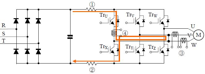 由于相间短路引起的短路电流范例