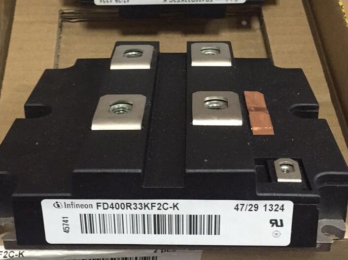 英飞凌IGBT模块 FD400R33KF2C 400A  3300V