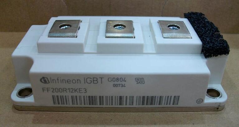 英飞凌IGBT模块 FF200R12KE3 200A  1200V
