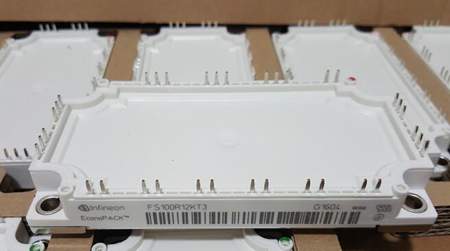 英飞凌IGBT模块 FS100R12KT3 100A  1200V