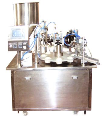 B.GFW-J 软管灌装封尾机