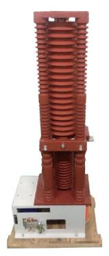 该系列产品适应于交流50~60Hz,主回路额定电压 40.5kV,额定电流分别为160A、250A、400A、630A等级的电力系统中,主要用作发生单相接地故障时的接地开关。应用于消弧柜和需要单相控制的电气场合,该产品使用环境海拔高度不超过5000米。