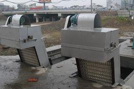 清污机带水安装方案