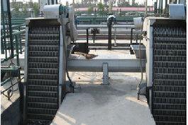 水沟电动格栅清污机