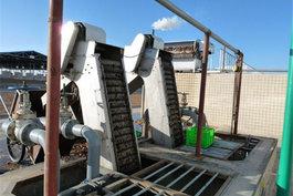 自动化格栅清污机