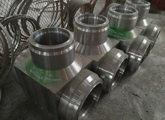 自由鍛生產鍛制合金管件
