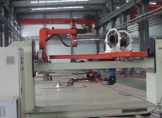 定做堆焊彎管設備,碳化鉻堆焊彎管設備,碳化鎢彎管堆焊設備
