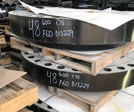 管线钢A694F60锻制法兰
