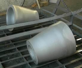 A182 F55雙相鋼異徑管