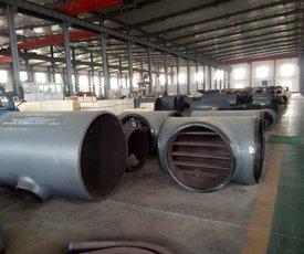 X52管線鋼三通