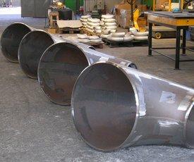 S32750雙相鋼管件