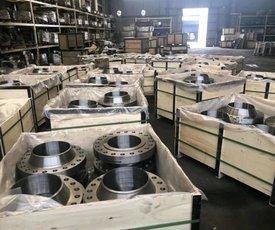 鍛制對焊法蘭WN