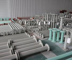 PTFE襯四氟鋼管