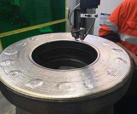 镍基合金堆焊法兰