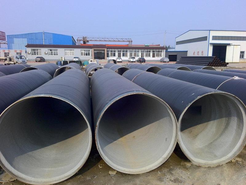 新水泥砂漿鋼管