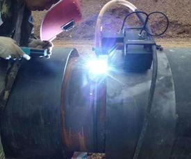 自動焊接設備,電吸附式自動焊接設備